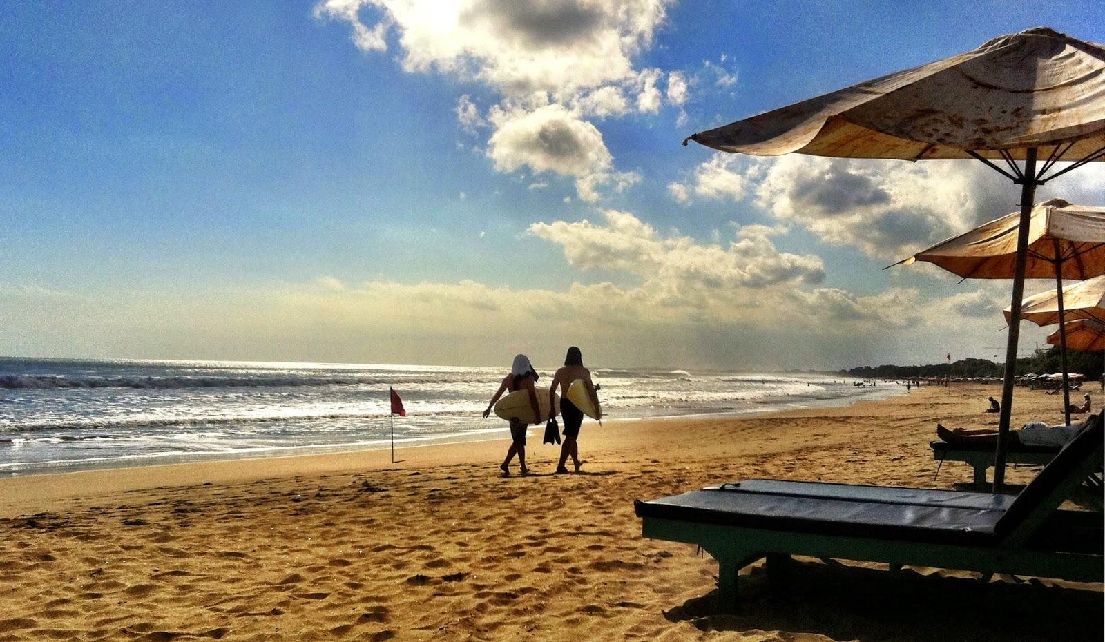Pantai Seminyak Wisata Mewah Dan Menawan Di Bali Bali