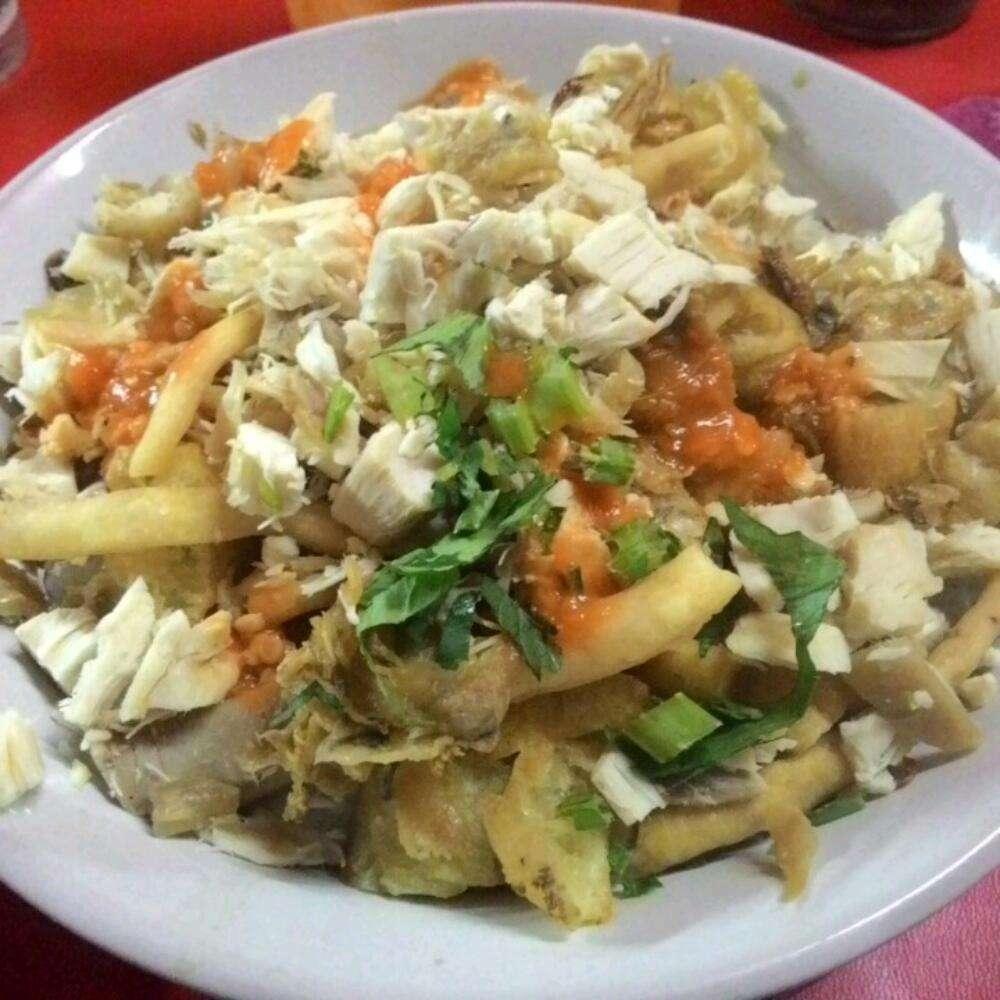 Bubur Ayam Barito Nikmat Dan Uniknya Bubur Jakarta Kuliner Jakarta