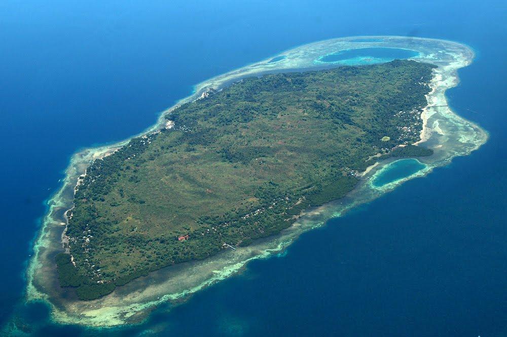 Pulau Karampuang Sulawesi Barat