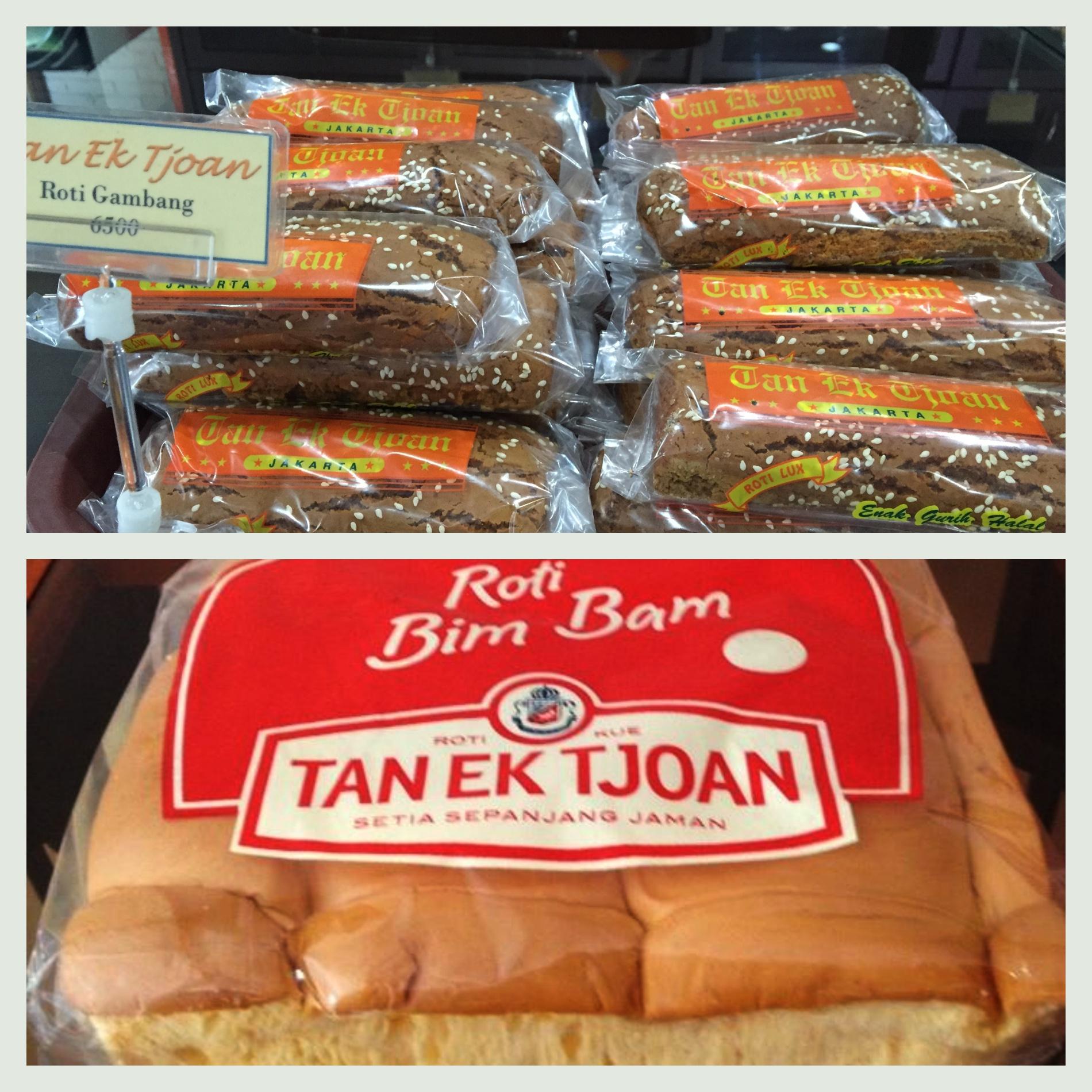 Roti Tan Ek Tjoan Nikmatnya Roti Jadul Di Jakarta Oleh