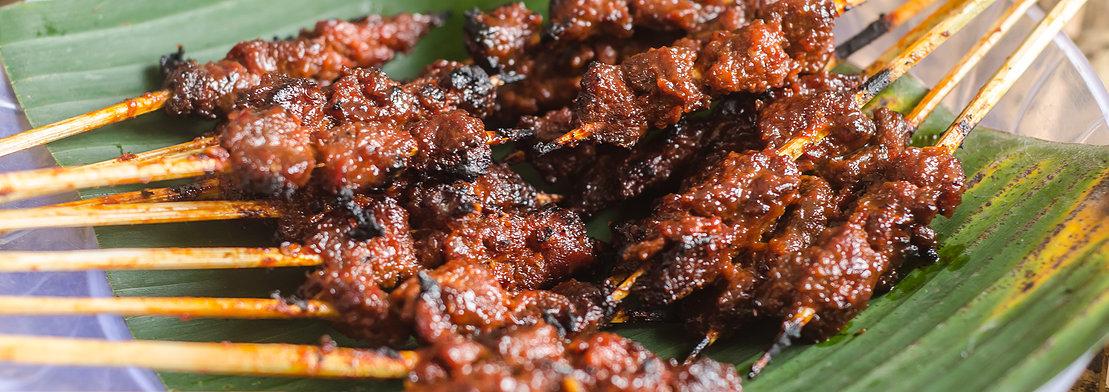 Sate Rembiga Gurih Manisnya Sate Khas Lombok - Kuliner Lombok