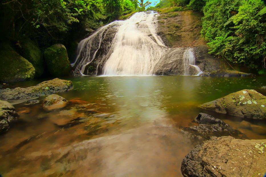 Air Terjun Indo Rannuang Sulawesi Barat