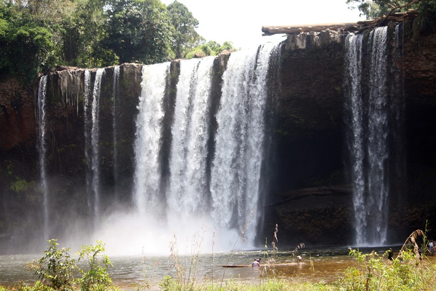 Image result for air terjun mananggar