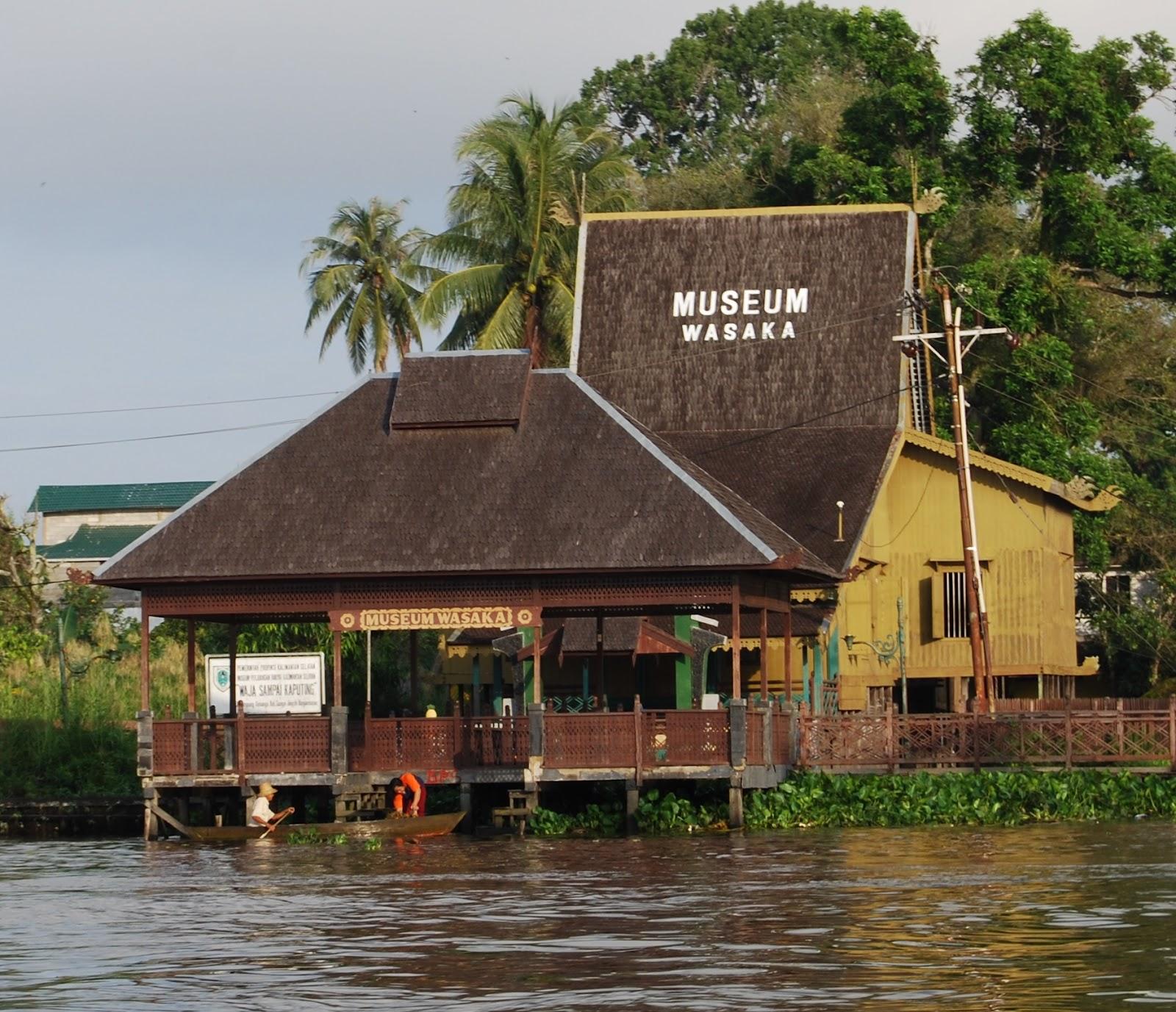 Museum Wasaka Menyimpan Kisah Perjuangan Rakyat Kalimantan