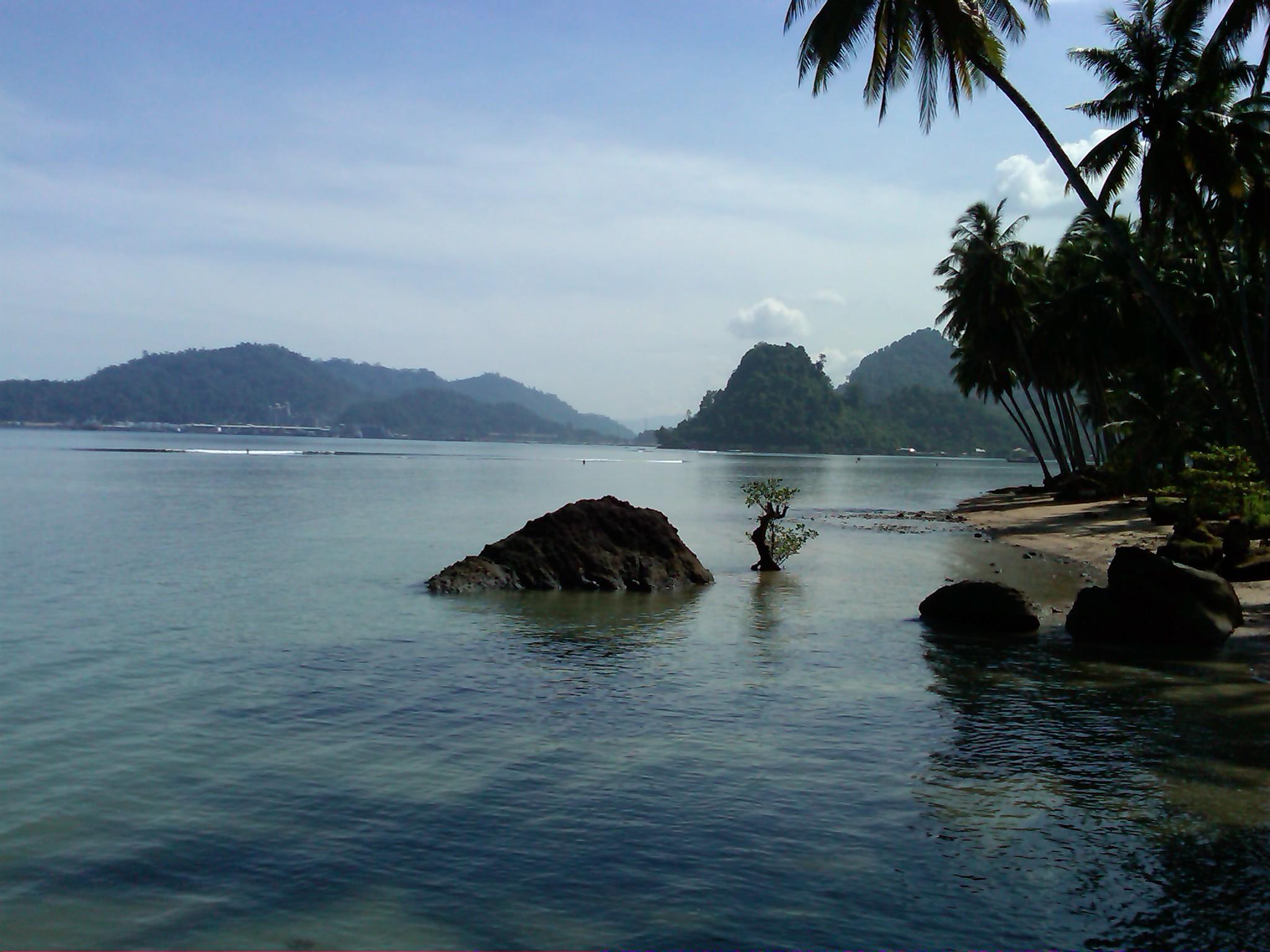 Pantai Nirwana Kemolekan Surga di Sumatera Barat - Sumatera Barat
