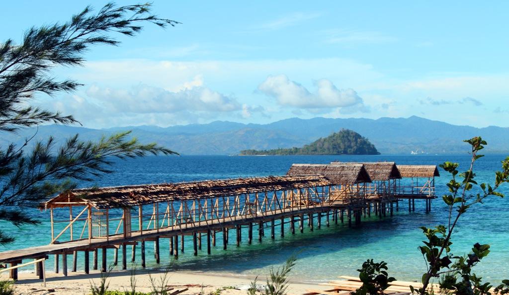 Hasil gambar untuk Pulau Saronde