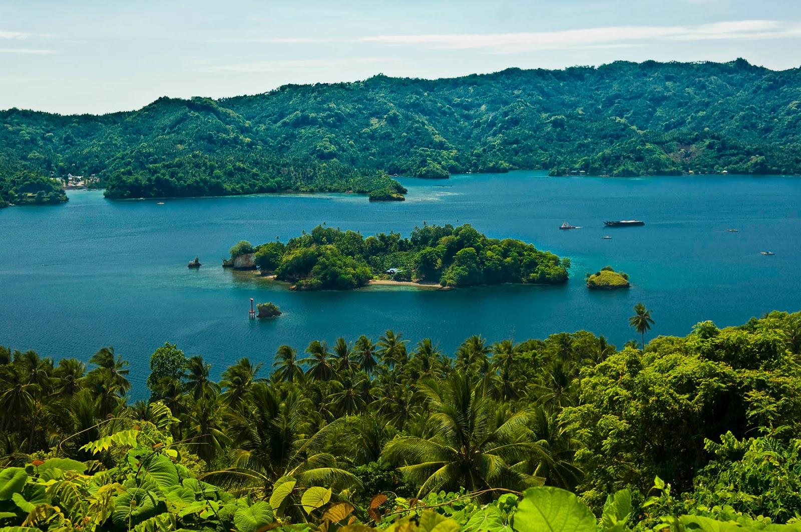 selat lembeh mengintip habitat biota laut langka dan unik di sulawesi utara sulawesi utara