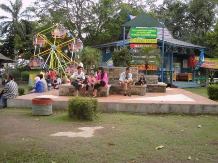 Taman Maskot Kalimantan Selatan