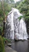 Air Terjun Sampuran Efrata yang Tersembunyi di Sumatera Utara