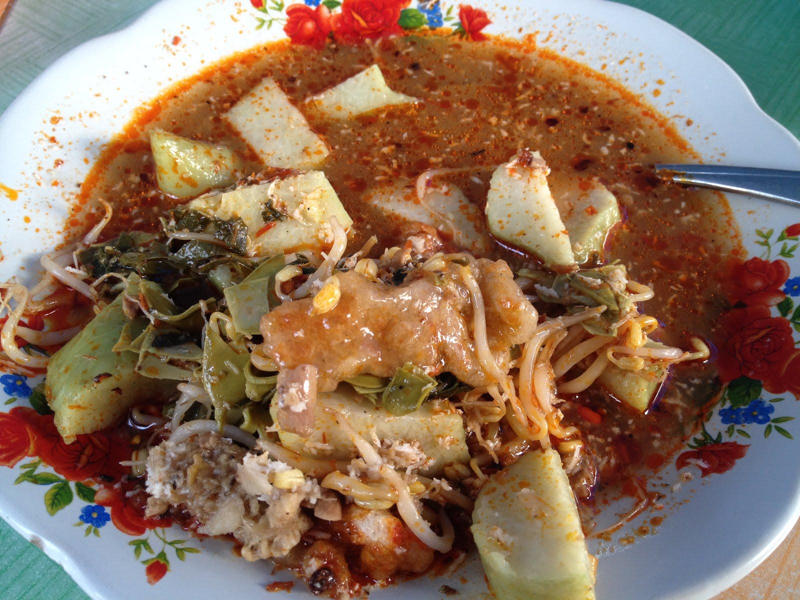 Docang Ibu Kapsa Nikmatnya Sarapan Di Cirebon Kuliner Cirebon