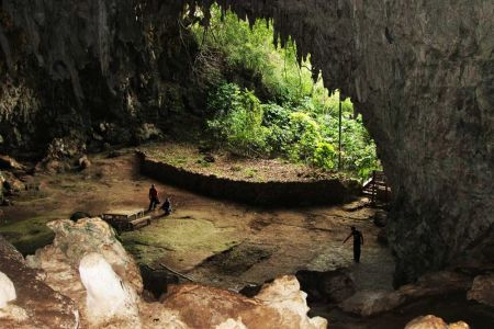 Gua Liang Bua Nusa Tenggara Timur