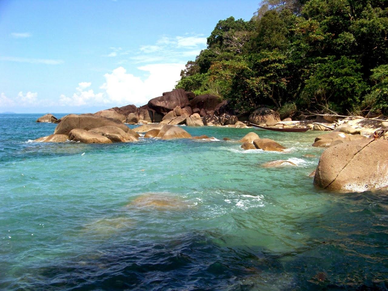 Tempat Wisata Internasional Di Indonesia